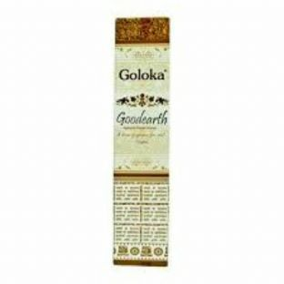 Goloka | Good Earth | Hand Rolled Masala Incense | 15g Box